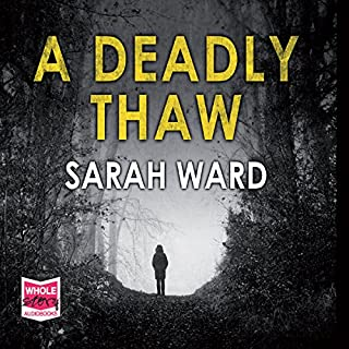 A Deadly Thaw cover art
