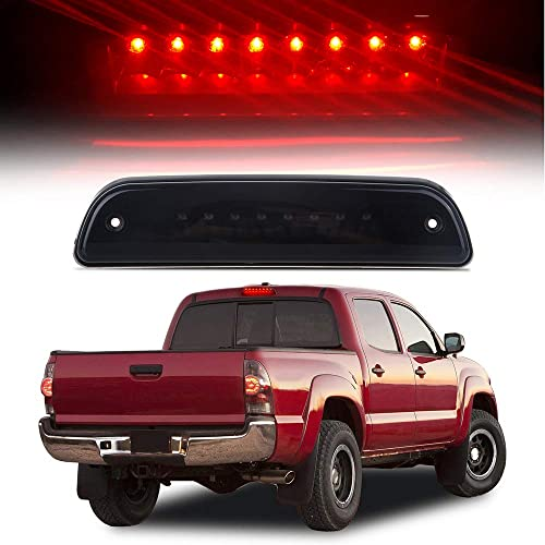 High Mount Stop Lights LED 3rd Red Brake Tail Light Replacement fit for 1995-2016