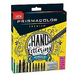 Prismacolor Hand Lettering Kit