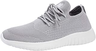 Lyncxx Women's Athletic Walking Shoes Casual Knit Comfortable Fashion Sneakers US