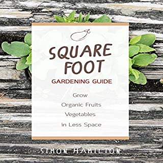 Square Foot Gardening Guide cover art