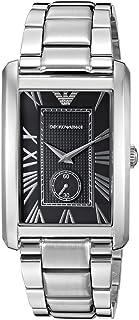 ساعة يد امبوريو ارماني للرجال - معدن، AR1608