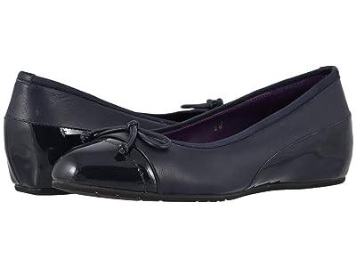 Vaneli Pontus (Navy Nappa/Navy Patent) Women