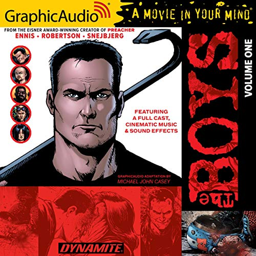 The Boys Omnibus Volume 1 (Dramatized Adaptation)  By  cover art