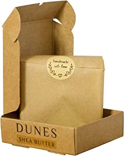 Dunes Shea Butter Soap, handmade and natural soothes, restores, moistens your skin and cleanses make-up dirt. The aroma of...