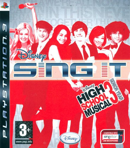 Disney: Sing It! High School Musical 3 Senior Year