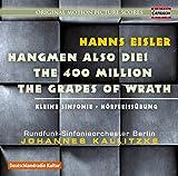 Hangmen Also Die, musique du film - The 400 Million, musique du film - 5 Pièces pour orchestre -...