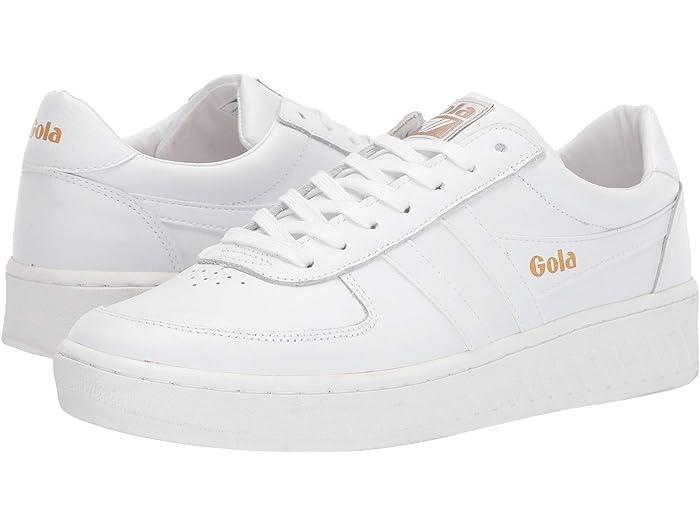 Gola Grandslam Leather   Zappos.com