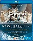 ロッシーニ:オペラ≪エジプトのモーゼ≫(3幕)[Blu-ray/ブルーレイ]