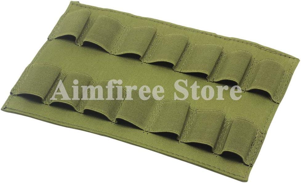 Rifle Shell Cartridge Holder Ammo Fresno Mall Ga Ranking TOP1 12G Pouch Buttstock Carrier