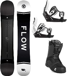 2020 Gap 159 Wide Men's Complete Snowboard Package Bindings Nidecker BOA Boots