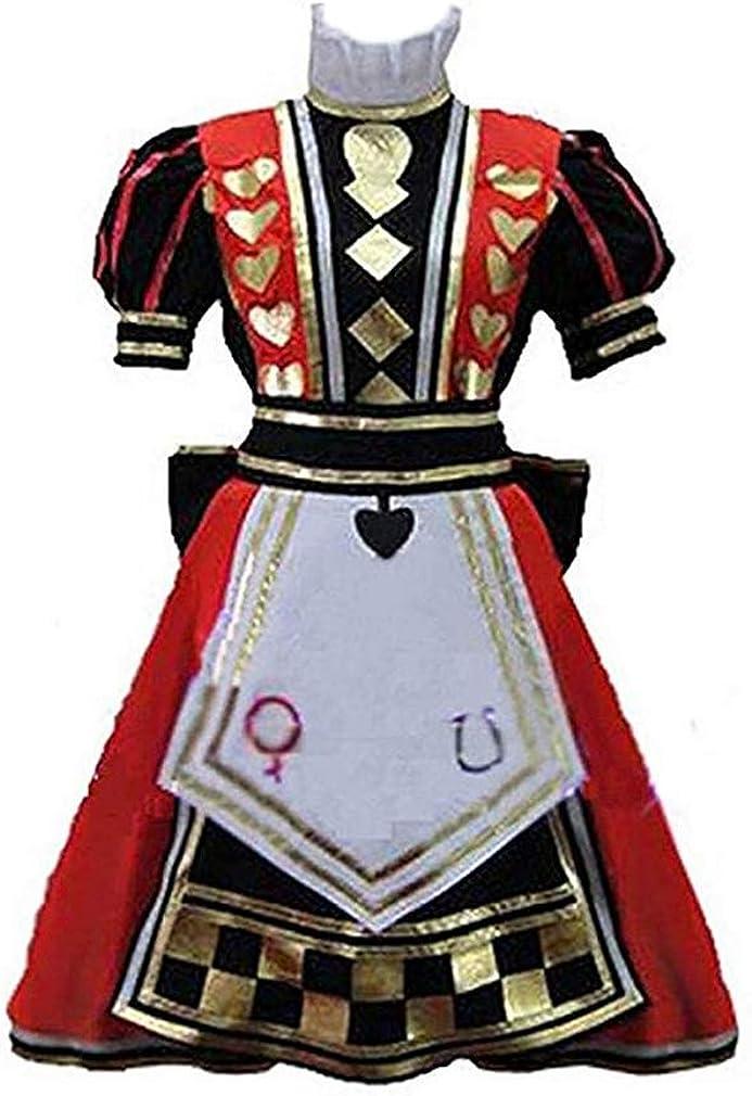 TISEA 2021 new Women's Halloween Cosplay Costume Dress 55% OFF