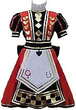 TISEA Women's Halloween Cosplay Dress Costume