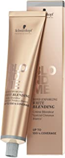 Schwarzkopf BlondMe Bond Enforcing White Blending - Sand 60ml