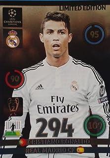 Panini Champions League Adrenalyn XL 2014/2015 14/15 Cristiano Ronaldo 2014 Limited Edition