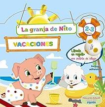 Cuaderno de Vacaciones. La granja de Nito 2-3 años