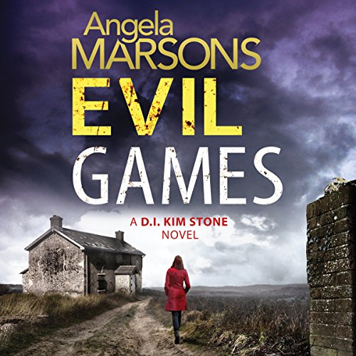 Evil Games audiobook cover art