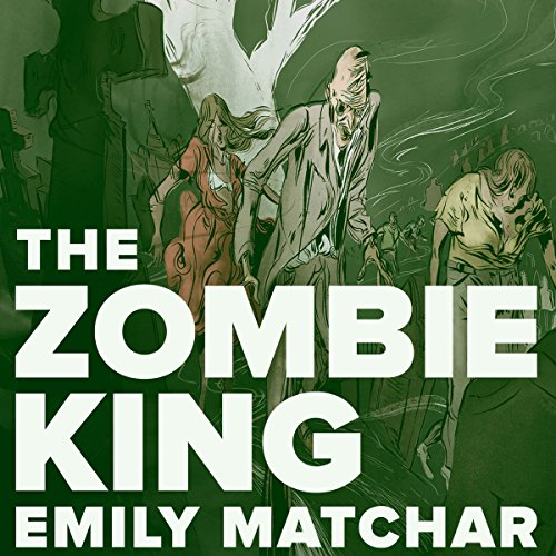 The Zombie King audiobook cover art