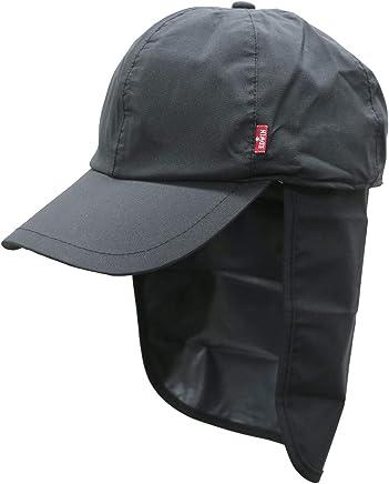 [エドウィン] レインウェア キャップ レインキャップ 防水 雨具 アウトドア メンズ