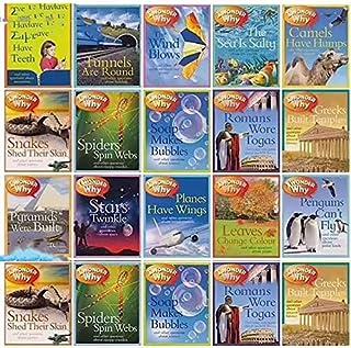 Education & Teaching - 20 Books Coloring Books One Hundred Thousand Why English Original I Wonder Children's Encyclopedia ...