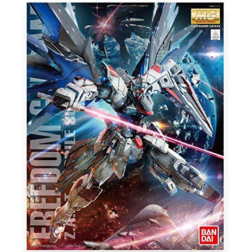 Bandai Hobby 181585 Kit di Montaggio MG Freedom Gundam Versione 2, Scala 1:100, Multicolore