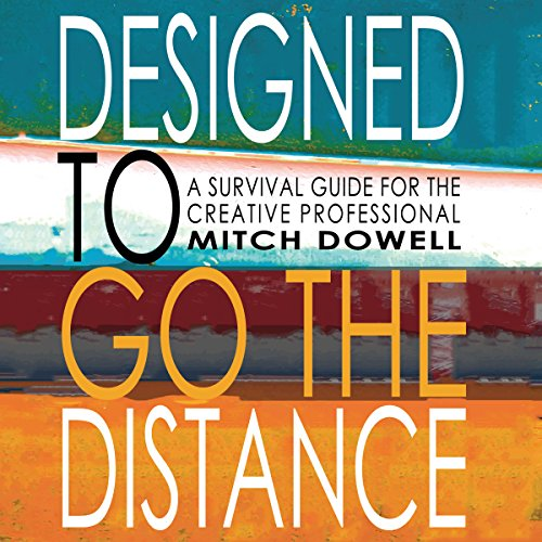 Designed to Go the Distance audiobook cover art