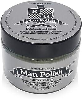 Man Polish Subtle Tinted - Premium Gradual Self Tanning Face