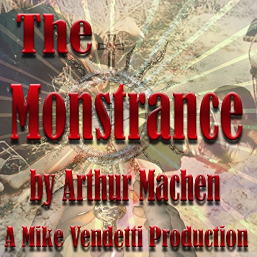The Monstrance cover art