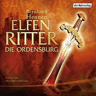 Die Ordensburg (Elfenritter 1) Titelbild