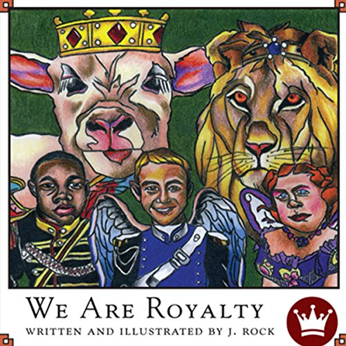 We Are Royalty audiobook cover art
