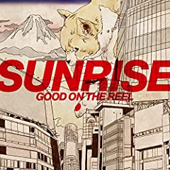 GOOD ON THE REEL「SUNRISE」のCDジャケット