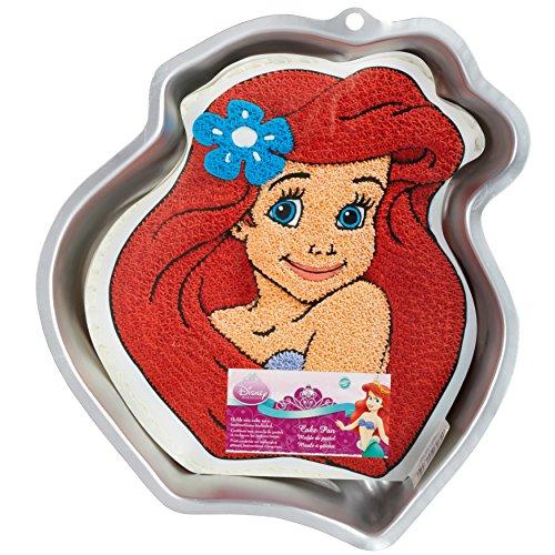 Wilton Disney Ariel Cake Pan for The Little Mermaid Cake