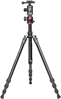 Digitek Professional Aluminium Tripod Cum Monopod with Multipurpose Head for Low Level Shooting, Panning for All DSLR Camera, Maximum Height 4.95 Feet, Load Capacity up to 7 kgs(DTR 520 BH)