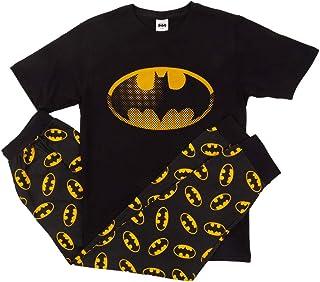 Mens Batman Pyjamas