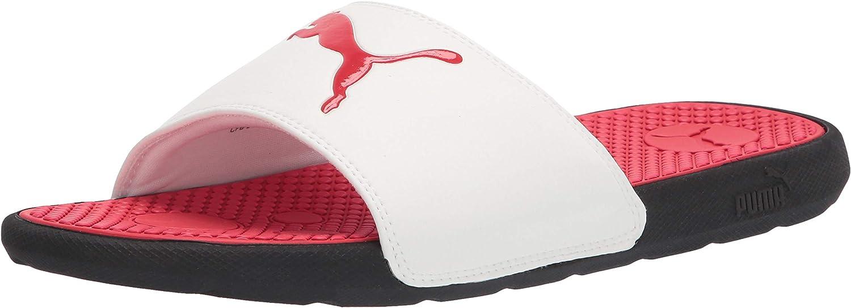 PUMA Unisex-Child Cool Cat Slide Sandal
