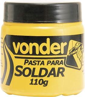 Pasta para Solda com 110 G, Vonder VDO2486