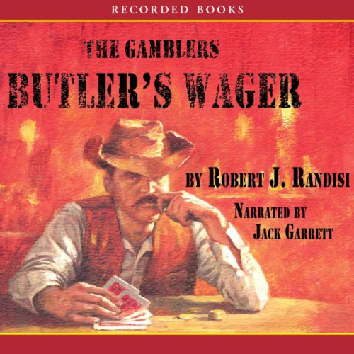 Butler's Wager cover art
