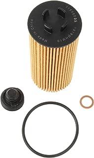 V-Pro OP Engine Oil Filter Fits: BMW F48 Model X1, Mini F56 Cooper F54 Clubman Engine Oil Filter Mahle OX815D HU6015Z Kit E833H D321