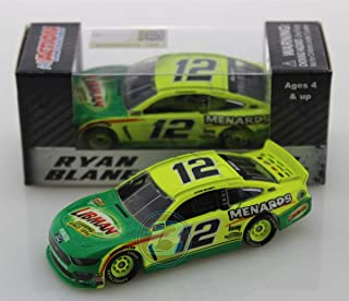 Lionel Racing, Ryan Blaney, Libman, 2019, Ford Mustang, NASCAR Diecast 1:64 Scale