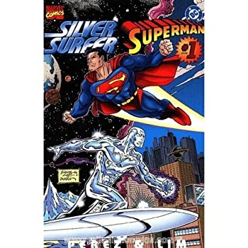 Silver Surfer/Superman - Book  of the Superman: One-Shots
