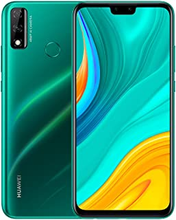"Huawei Y8S Smartphone, Dual SIM,64GB ROM,4GB RAM,48MP,4000mAh,6.5"" Display - Emerald Green"