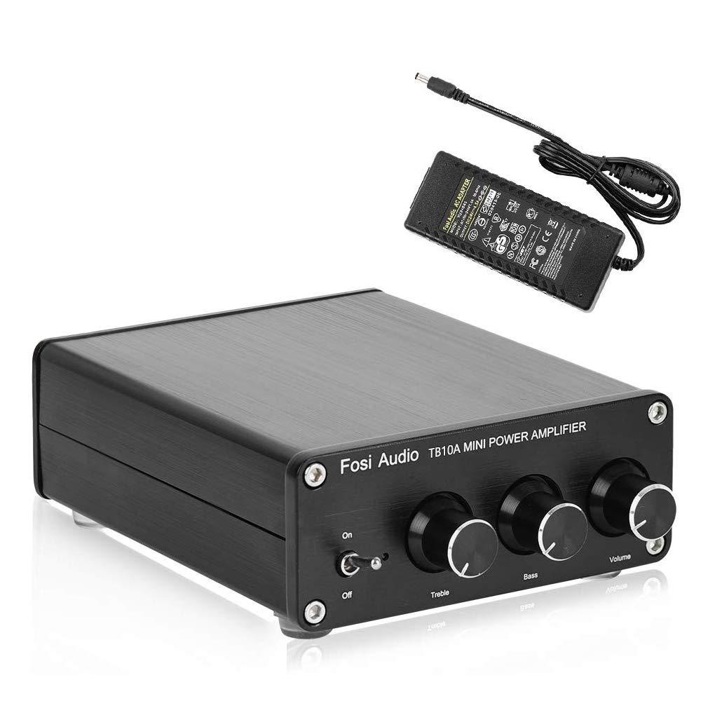 Audio Amplifier Receiver Integrated Speakers