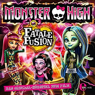 Fatale Fusion (Monster High) Titelbild