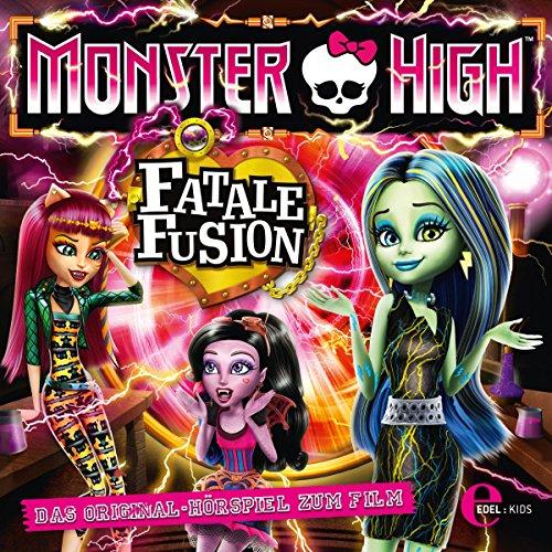 Fatale Fusion. Das Original-Hörspiel zum Film Titelbild