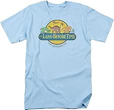 2Bhip Men's Land Before Time Short Sleeve T-Shirt