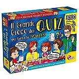 Lisciani Giochi - I'm a Genius Il Grande Gioco dei Quiz per Tutta la Famiglia, 56460