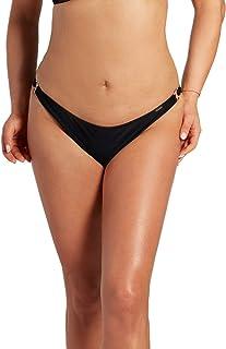 Nessa P1 Women's Negra Black Swimwear Beachwear Bikini Bottom