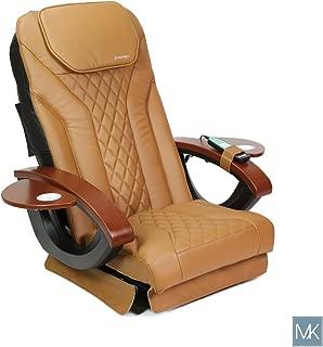Shiatsulogic Pedicure Chair Cushion COVER NEW CAPPUCCINO Nail Salon Pedicure Furniture