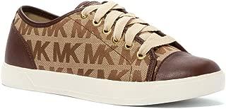 MK City Sneaker Women US 9.5 Brown