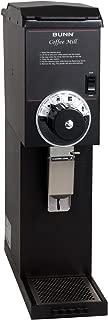 Bunn 22100.0000 G3 HD 3 lb Black Bulk Coffee Grinder